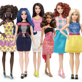 Barbie Fashionistas 1